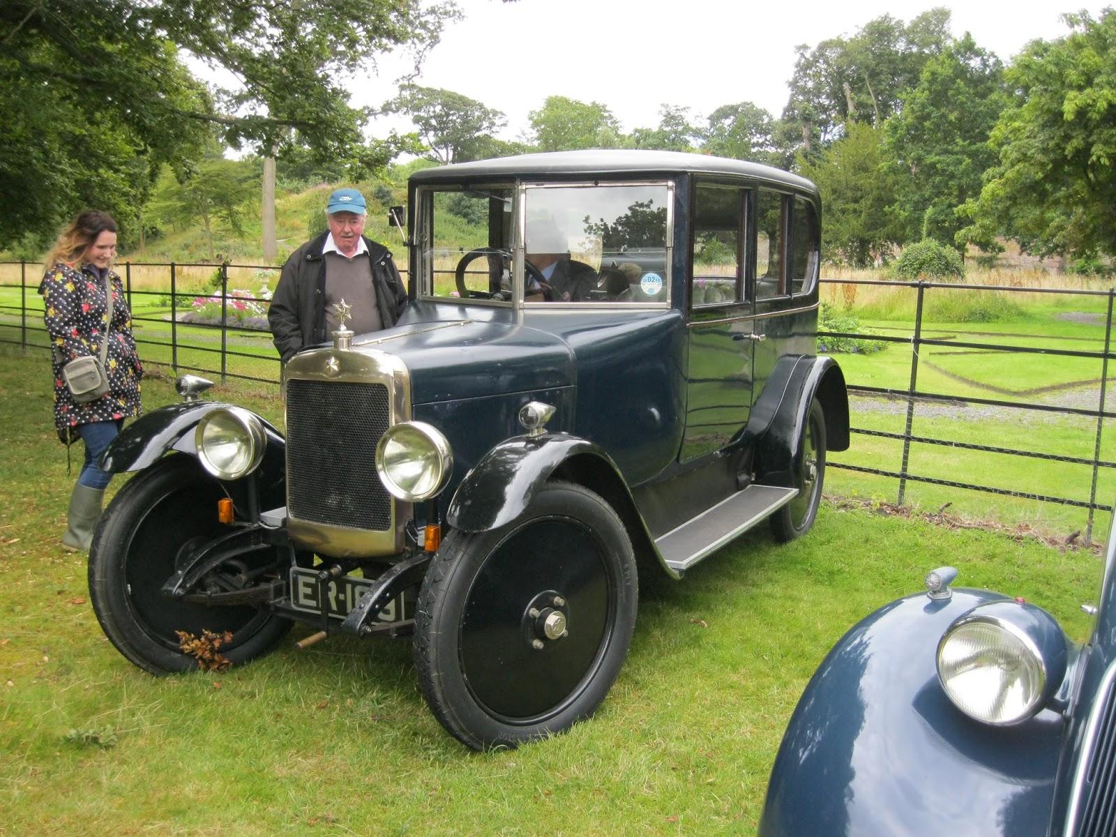 Lytham Hall Classic Car Show