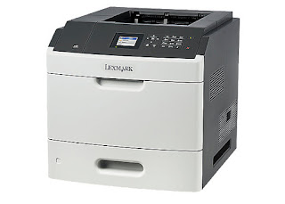 Lexmark MS817N Driver Download
