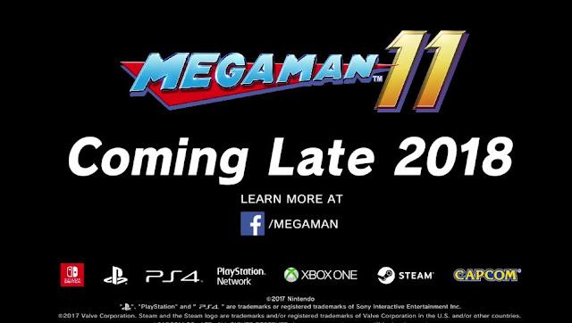 الإعلان رسميا عن لعبة Mega Man 11 و هذه أول التفاصيل