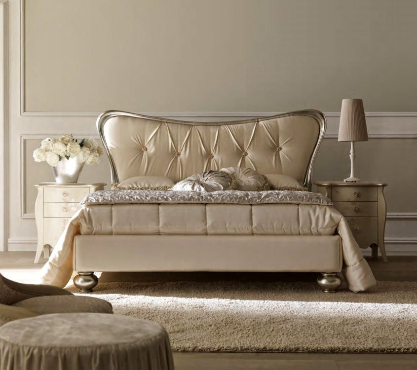 Design interior mobila dormitor de lux Italia - Design Interior | Amenajari interioare - Bucuresti | Mobila Italiana - pat - Dormitor  - Desire - articol - 6082 = 2600 - euro