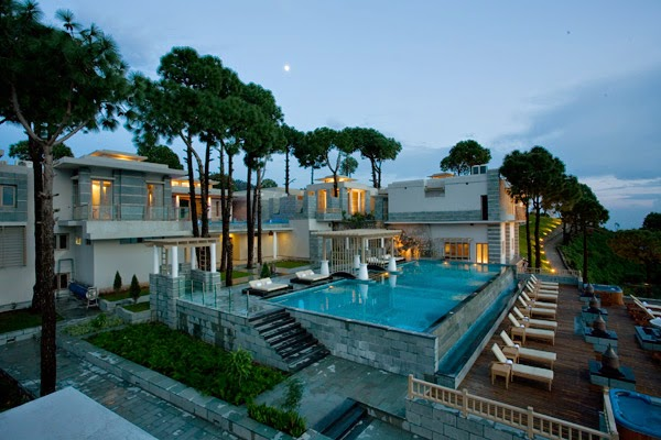 Spa Resorts In Rishikesh