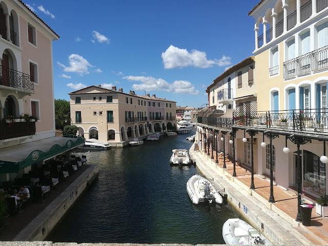 Port Grimaud ed i suoi canali
