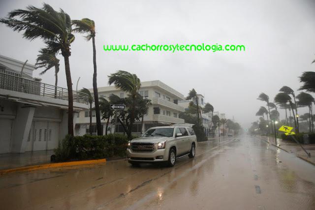 Hurricane Irma 2017 Live Fort Lauderdale Florida 3