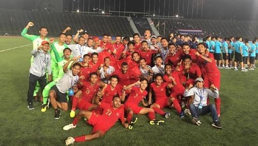 Timnas Indonesia Juara Piala AFF U-22 2019