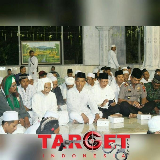 Sholawat Dan Dzikir Bersama Habib Luthfi di Ponpes Nahrus Selamat Jaken Pati