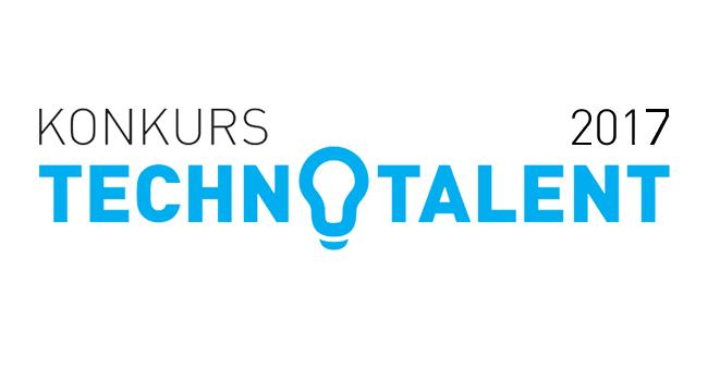 Logo konkursu Technotalent 2017