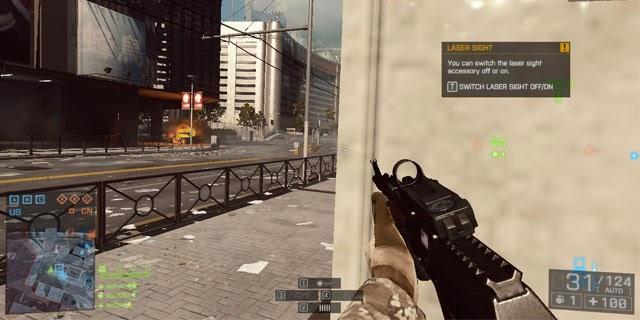Análisis de la Beta de Battlefield 4