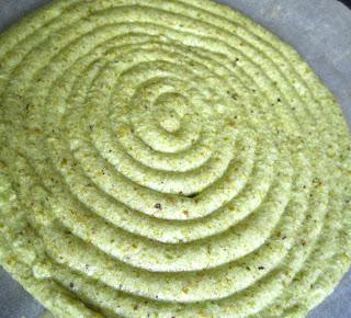 Recette de dacqoise à la pistache avec poche à douille
