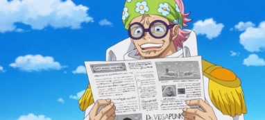 One Piece Episodio 879