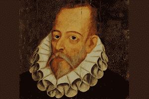 Miguel de Cervantes, uno de los grandes autores del Siglo de Oro