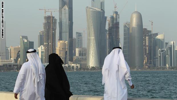 قطر تعتقل شيوخ بالاسرة الحاكمة