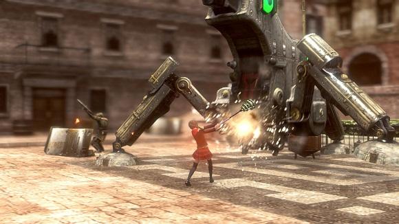 Final Fantasy Type 0 HD PC Free Download Screenshot 2