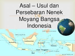 Sejarah Asal Usul Persebaran Nenek Moyang Bangsa Indonesia