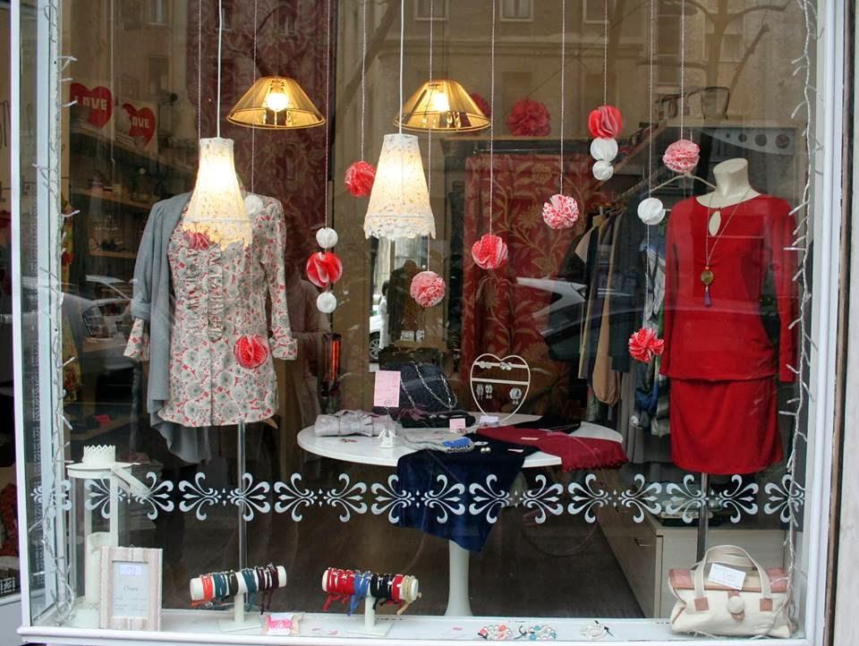 Pretty box vetrina della settimana san valentino by for Negozi di arredamento toscana
