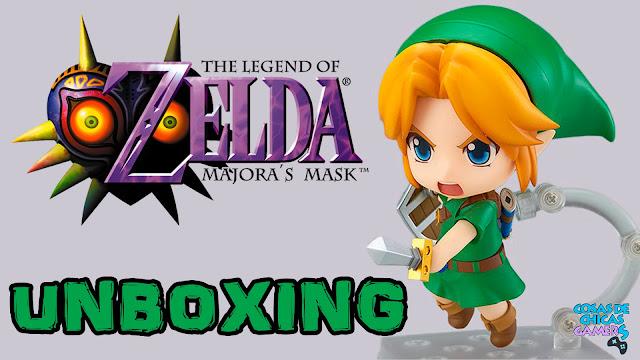 Nendoroid Link - Majora's Mask