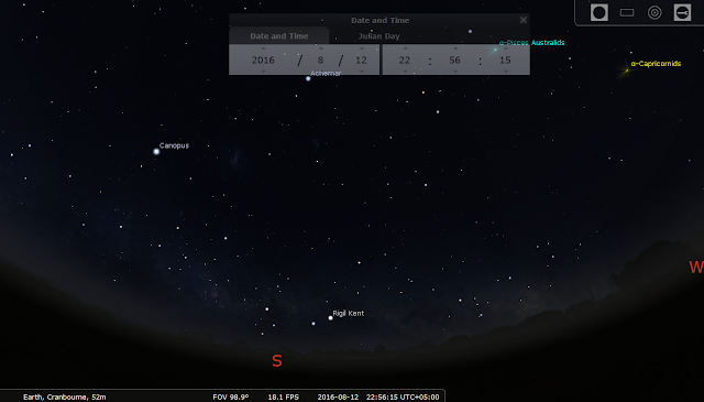 Check the program Stellarium, I am convinced that not artifical satellite and even the ISS.