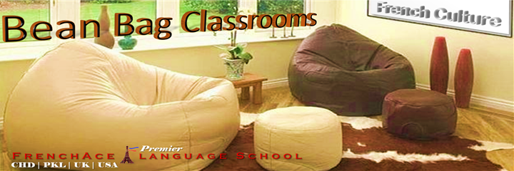 Rich BeanBag And Student Chair Culture For A Comfy Class