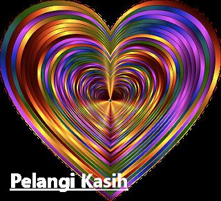 Lirik Lagu Pelangi Kasih by Maria Shandi