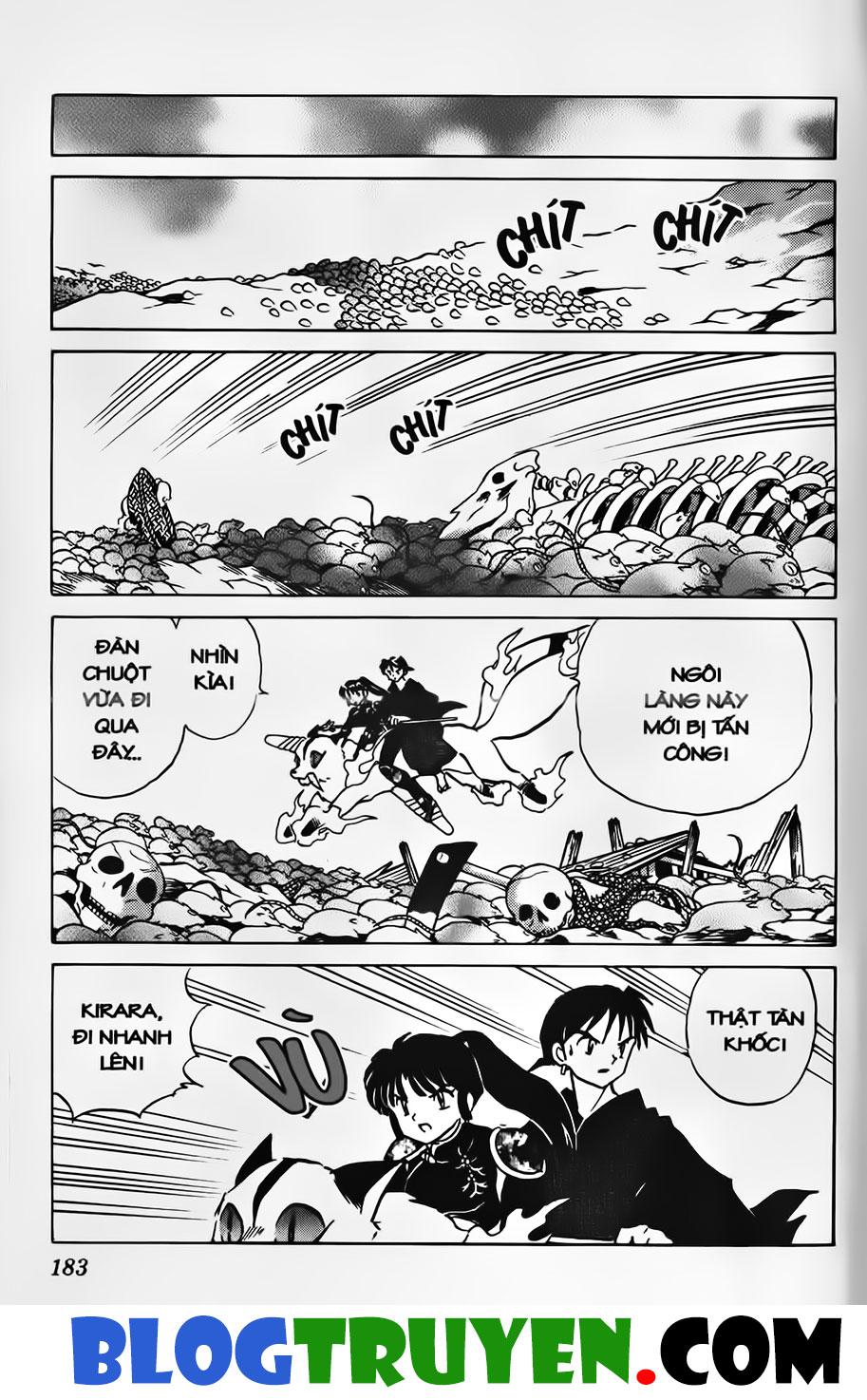 Inuyasha vol 33.10 trang 16