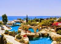 Wisata Pemandian Air Panas Di Pamukkale, Turki