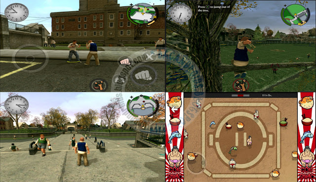 Download Mod Bully Anniversary Edition Apk terbaru Full