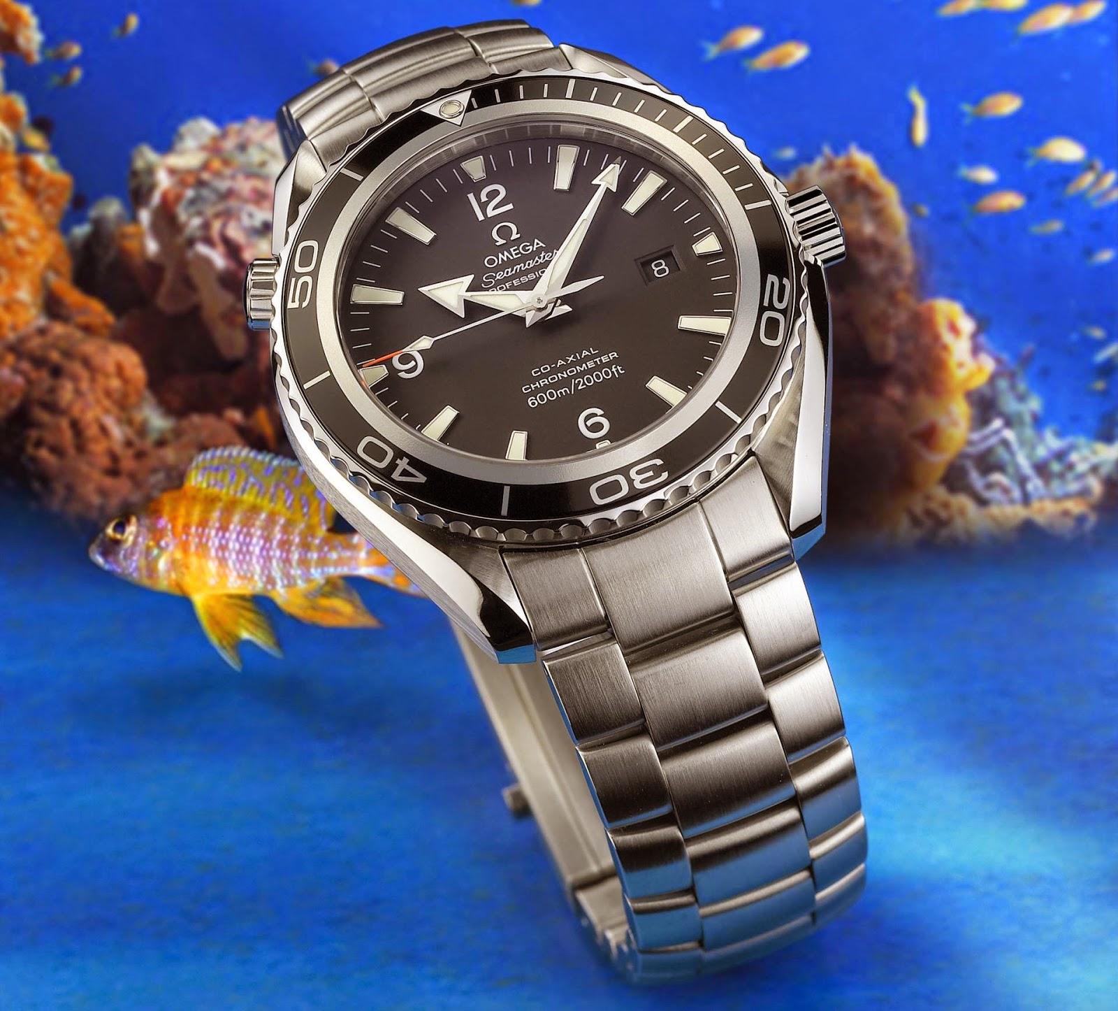 OMEGA Seamaster Planet Ocean, Edition 2005