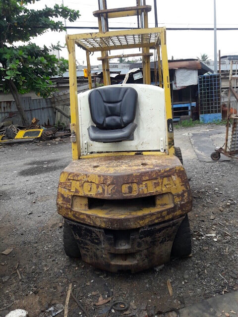 sửa chữa xe nâng tại long thành đồng nai