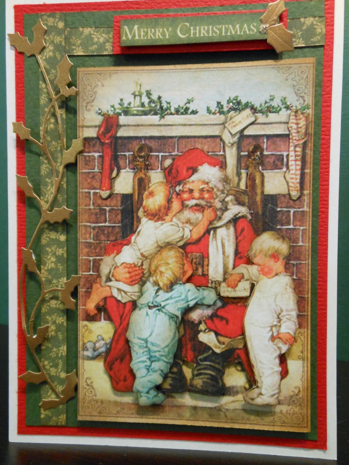 Old Time Photo Christmas Cards