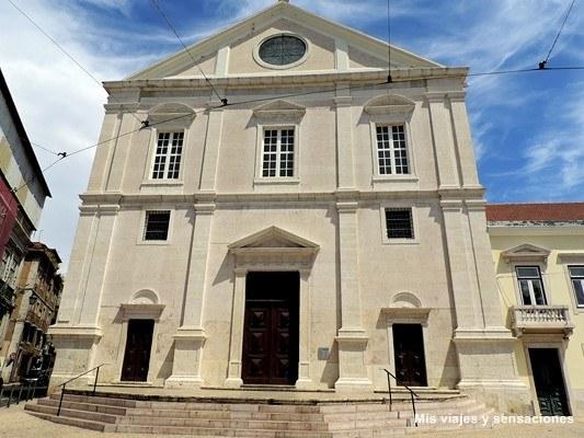 Igreja de São Roque, Barrio Alto, Lisboa