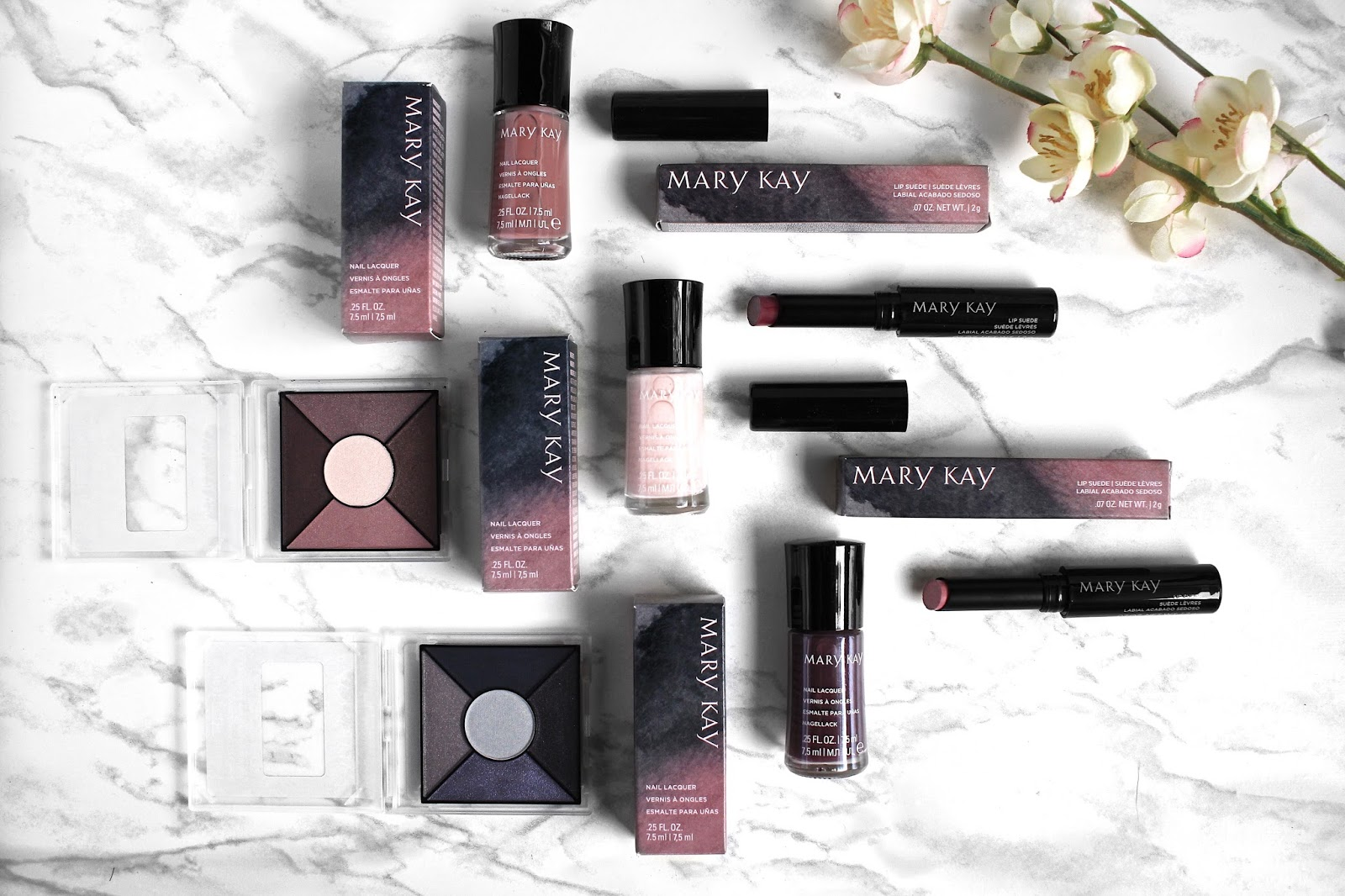 Mary Kay's Fall Colour Collection - The Glam Surge
