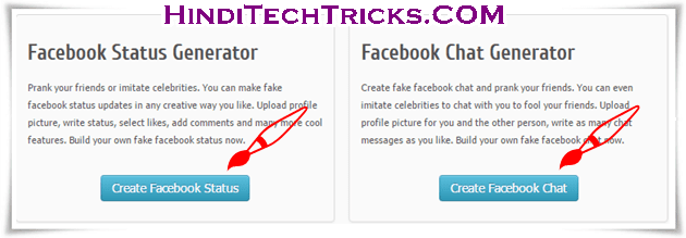 Create-Facebook-Fake-Chat-Status-Hindi