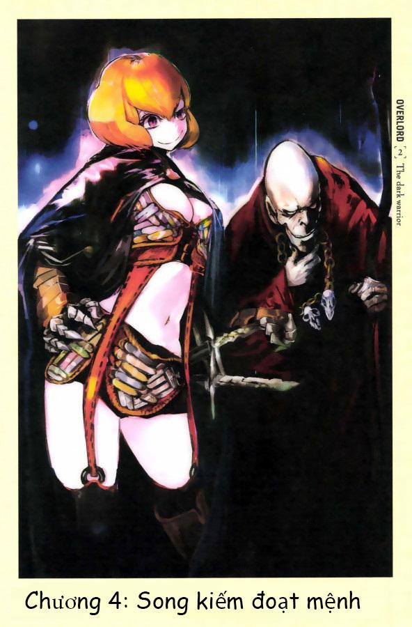 Đọc Overlord - Chương 4 - Cổng Light Novel