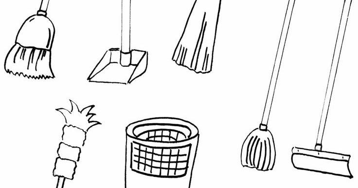 Kebersihan Alat Alat Kebersihan Lingkungan