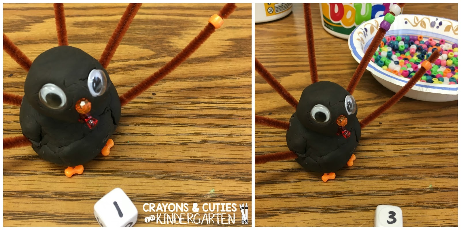 Crayons Amp Cuties In Kindergarten Thanksgiving Fine Motor And Math Fun