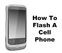 How to Flash your phone