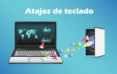atajos de teclado para windows 10