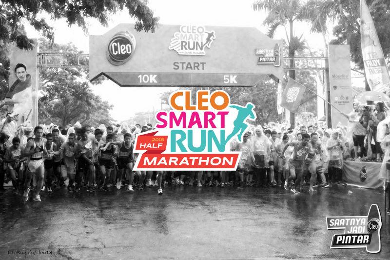 Cleo Smart Run Half Marathon • 2018
