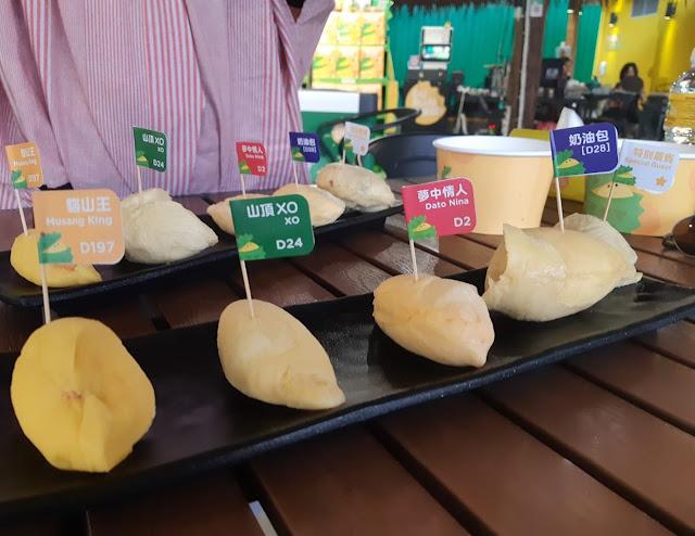 Wisata Kuliner Durian Musang King Kualalumpur