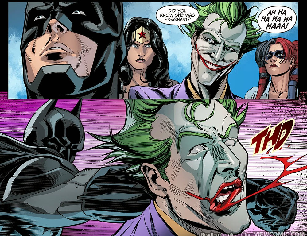 Injustice Gods Among Us Year 3 Three 013 2014 Read All Comics Online For Free