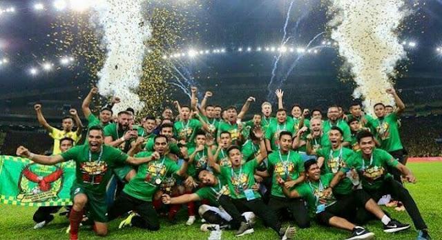 Kedah Juara Piala FA 2017, Baddrol Wira Skuad Helang Merah|