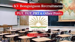 KV Recruitment