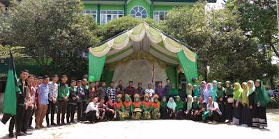 HMI Komisariat Tarbiyah Gelar Opening Ceremony Porseni