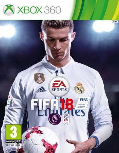fifa xbox - Download FIFA 18 For XBox 360