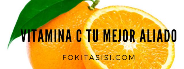 (Imagen) La vitamina C (ácido ascórbico) es ideal para ayudar contrarrestar los efectos de la primavera como los resfriados y la bronquitis asmática, así que ya sabes incrementa el consumo de vitamina C