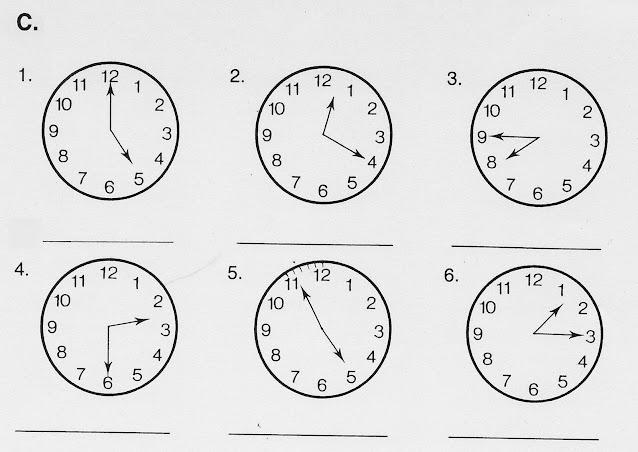 Godziny - ćwiczenie 2 - Francuski przy kawie