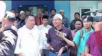 <b>Tak Terima Hasil Pleno DPT, Izzul Laporkan Dukcapil dan KPU Lobar ke Mendagri</b>