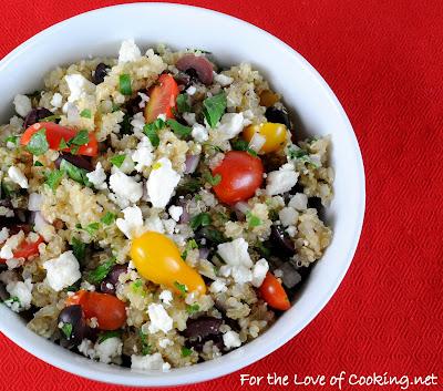 Greek Quinoa