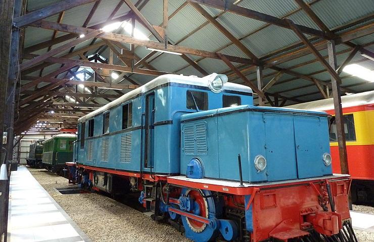 sitios turisticos de oruro museo ferroviario