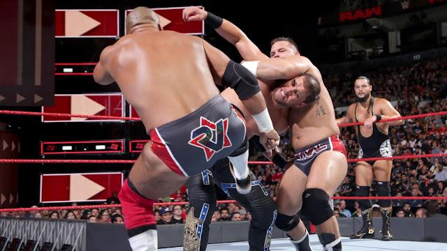 Intercontinental Champion Seth Rollins def. Kevin Owens