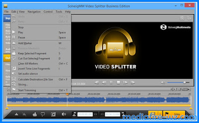 SolveigMM Video Splitter Business 6.1 and Key